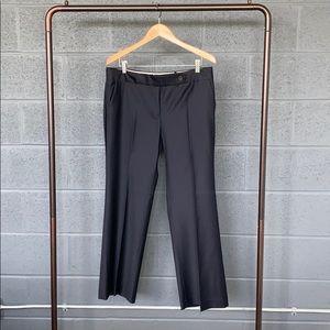 J. Crew Super 120s Navy Wool Suit Trousers